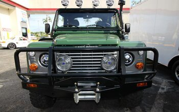 1995 Land Rover Defender 90 for sale 100977704