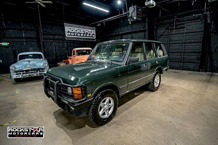 1995 Land Rover Range Rover Classic for sale 100895747