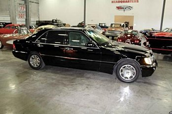 1995 Mercedes-Benz S600 Sedan for sale 100885495