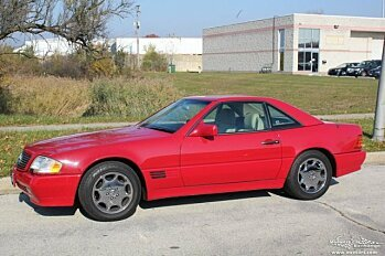 1995 Mercedes-Benz SL500 for sale 100868834