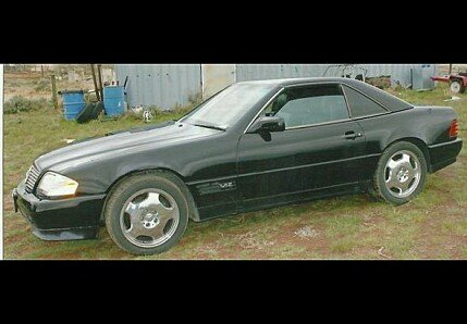 1995 Mercedes-Benz SL600 for sale 100816690