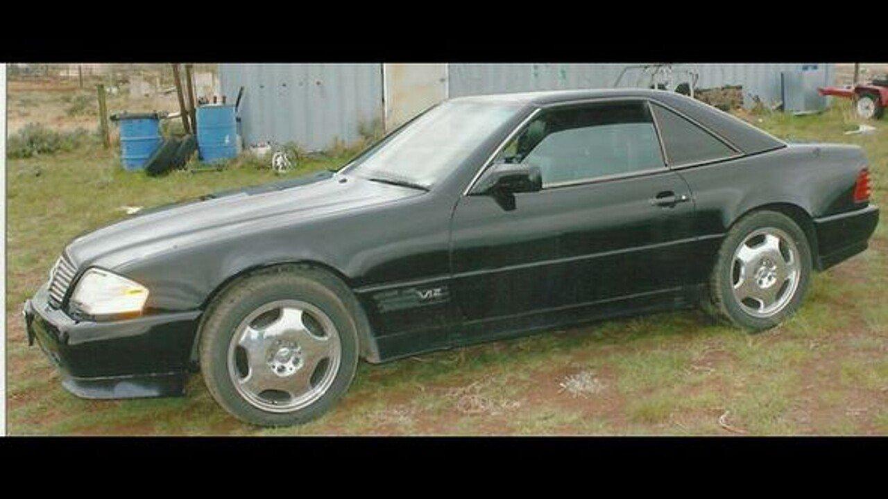 1995 MercedesBenz SL600 for sale near LAS VEGAS Nevada 89119