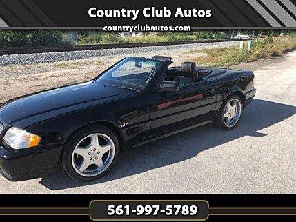 1995 Mercedes-Benz SL600 for sale 100926747