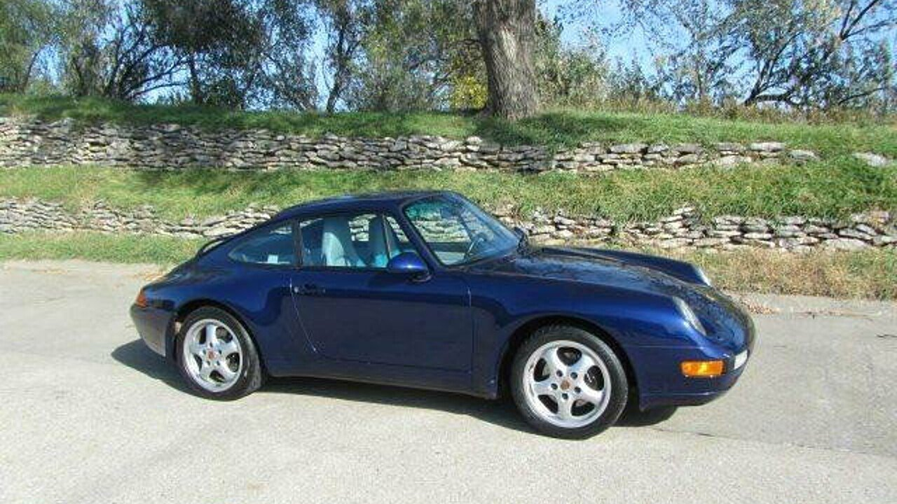 1995 Porsche 911 Coupe for sale 100923241