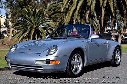 1995 Porsche 911 Cabriolet for sale 100926207