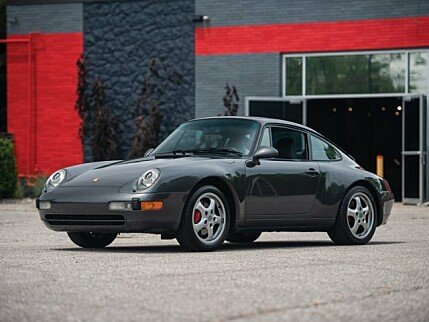 1995 Porsche 911 Coupe for sale 101017987