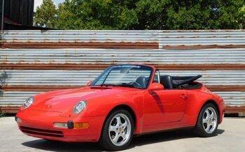 1995 Porsche 911 Cabriolet for sale 101031291
