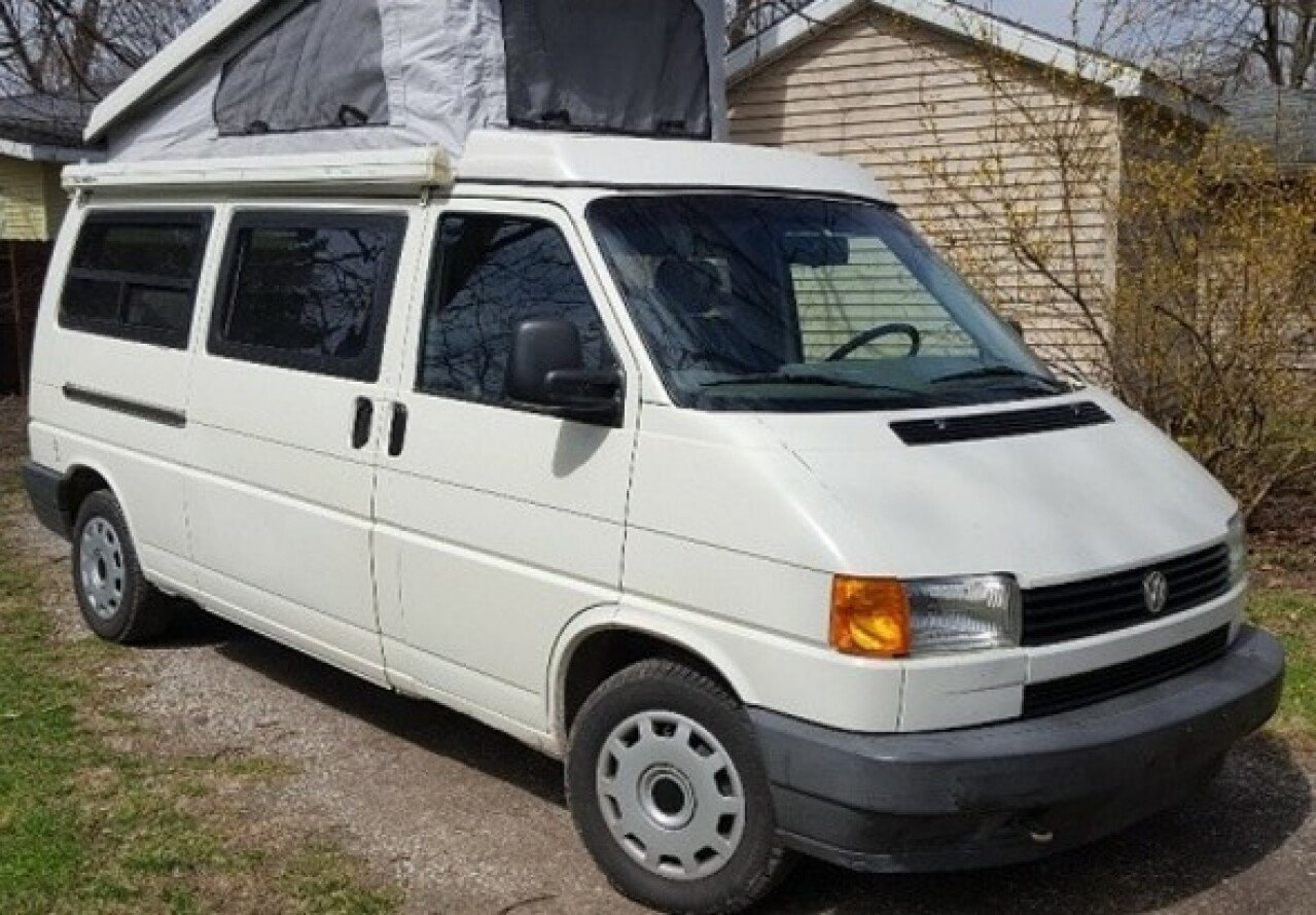 1995 volkswagen eurovan camper for sale near las vegas nevada