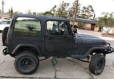 1995 jeep Wrangler 4WD Rio Grande for sale 100955832