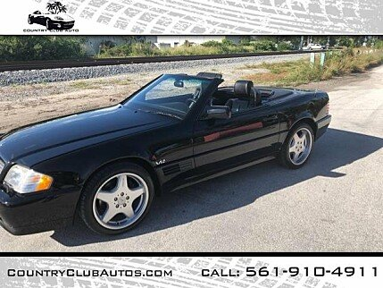 1995 mercedes-benz SL600 for sale 100926747