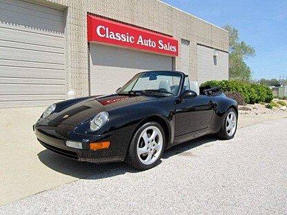 1995 porsche 911 Cabriolet for sale 101002691