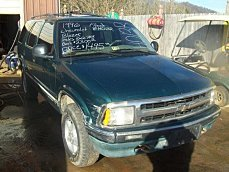 1996 Chevrolet Blazer 4WD 4-Door for sale 100783828