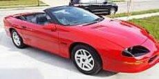 1996 Chevrolet Camaro Z28 Convertible for sale 100926386