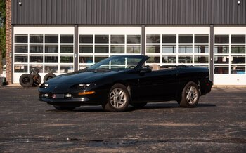 1996 Chevrolet Camaro Z28 Convertible for sale 100973956