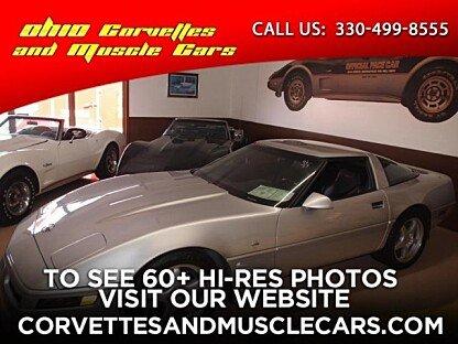 1996 Chevrolet Corvette Coupe for sale 100020690