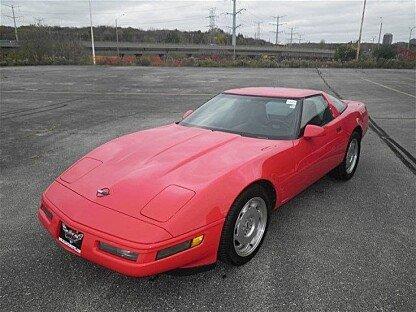 1996 Chevrolet Corvette Coupe for sale 100751070