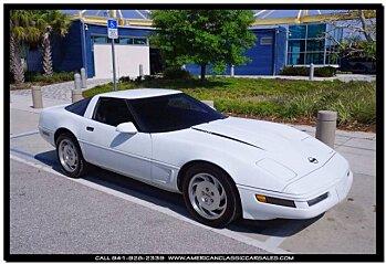 1996 Chevrolet Corvette Coupe for sale 100766489
