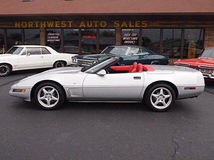 1996 Chevrolet Corvette Convertible for sale 100780172