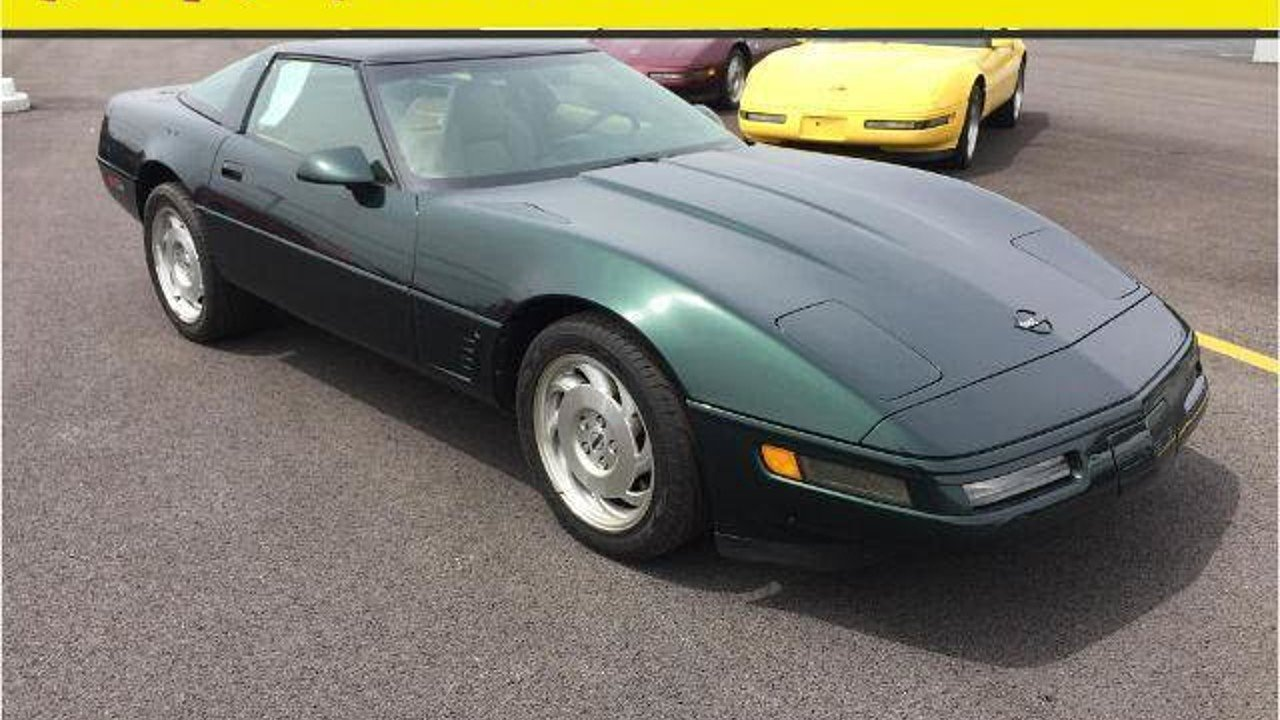 1996 Chevrolet Corvette Coupe for sale 100860282