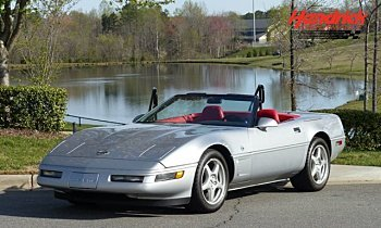 1996 Chevrolet Corvette Convertible for sale 100981727