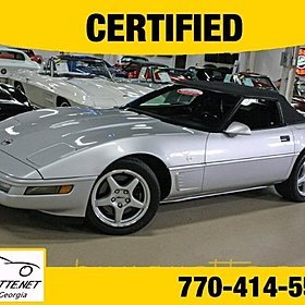 1996 Chevrolet Corvette Convertible for sale 100833289