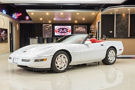 1996 Chevrolet Corvette Convertible for sale 100919535