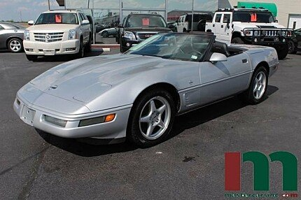 1996 Chevrolet Corvette Convertible for sale 100923359