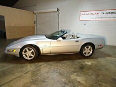 1996 Chevrolet Corvette Convertible for sale 100926147