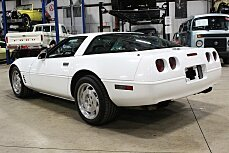 1996 Chevrolet Corvette Coupe for sale 100970610