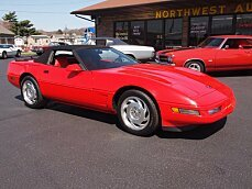 1996 Chevrolet Corvette Convertible for sale 100983238
