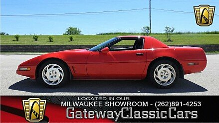 1996 Chevrolet Corvette Convertible for sale 101001392