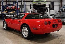 1996 Chevrolet Corvette Coupe for sale 101018099