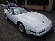 1996 Chevrolet Corvette Coupe for sale 101026084