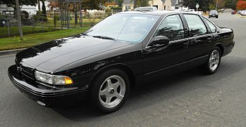 1996 Chevrolet Impala SS for sale 100794740