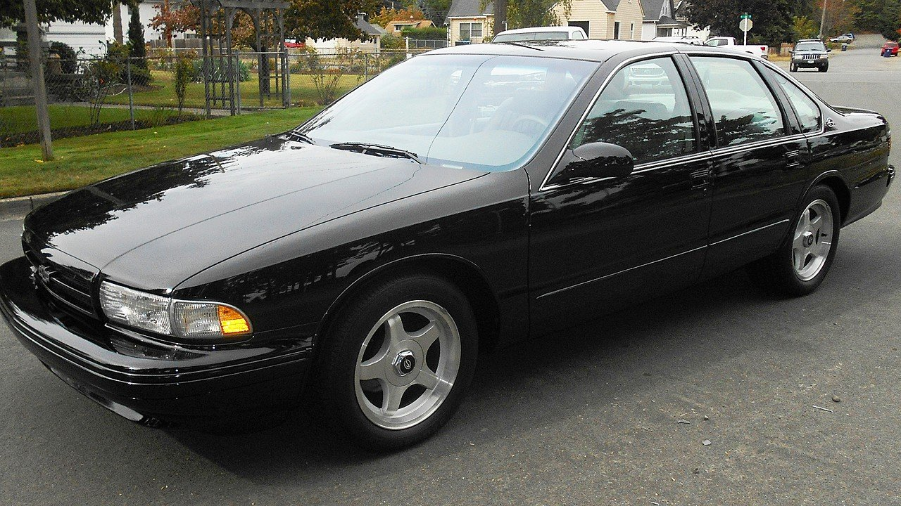 1996 chevrolet impala ss for sale near tacoma washington 98409 classics on autotrader. Black Bedroom Furniture Sets. Home Design Ideas
