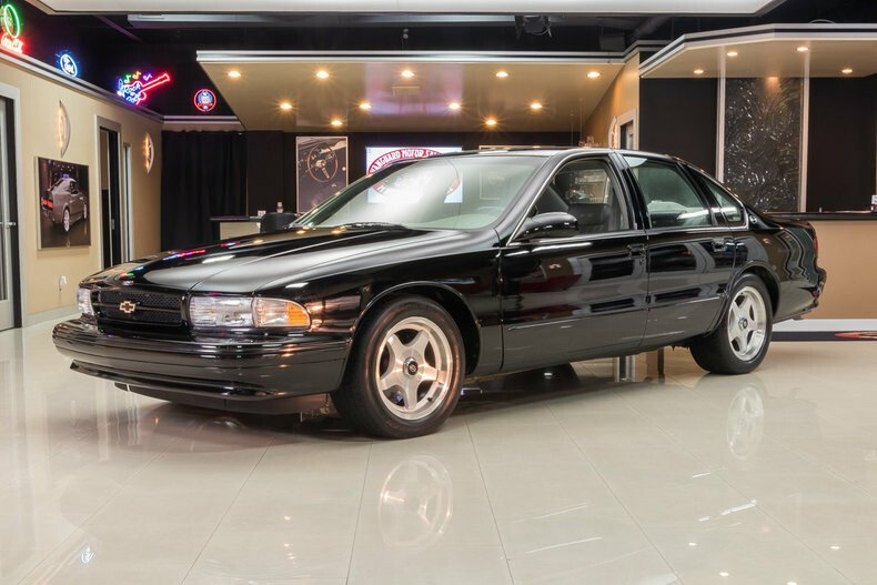 Attractive 1996 Chevrolet Impala SS For Sale 100925272