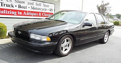 1996 Chevrolet Impala SS for sale 100888777