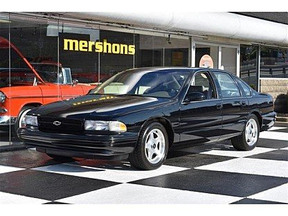 1996 Chevrolet Impala SS for sale 100892202