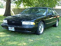 1996 Chevrolet Impala SS for sale 100904443
