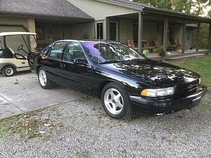 1996 Chevrolet Impala SS for sale 100954623