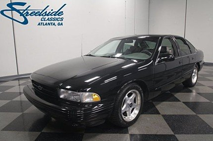 1996 Chevrolet Impala SS for sale 100957433