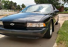 1996 Chevrolet Impala SS for sale 100961852