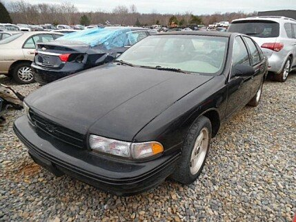 1996 Chevrolet Impala SS for sale 100973000