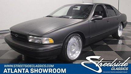 1996 Chevrolet Impala SS for sale 100975701
