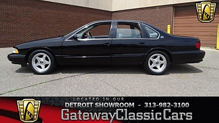 1996 Chevrolet Impala SS for sale 100999380