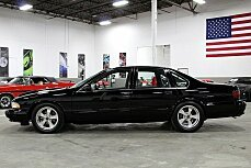 1996 Chevrolet Impala SS for sale 101040137