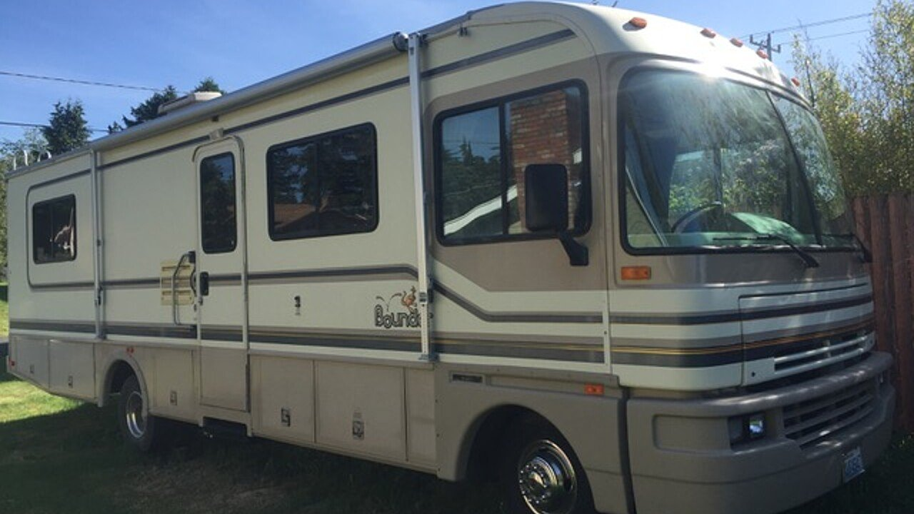 1996 Fleetwood Bounder for sale 300170467