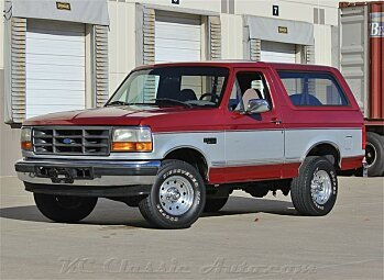1996 Ford Bronco for sale 100834936