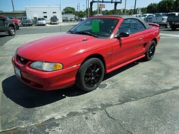 1996 Ford Mustang GT Convertible for sale 100781340