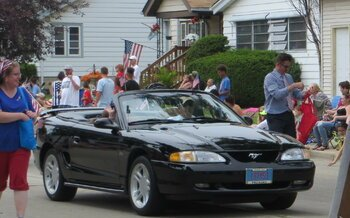 1996 Ford Mustang GT Convertible for sale 100988768